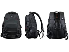Multi-Compartment Travel Backpack