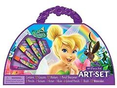 Disney Fairies Purse Art Set