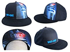 Star Wars Kid Baseball Cap - R2-D2