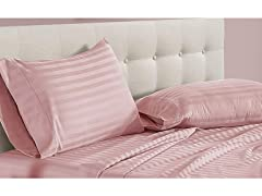 Chateau Home Collection T500 Sheet Set, Sepia King