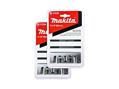 Makita 2 Pack Planer Blade Double Edge Set