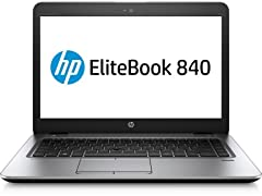 "HP EliteBook 840 G4 14"" 256GB Notebook"