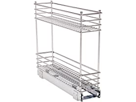 "Narrow Sliding Organizer, 5"" W"
