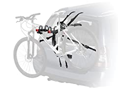 QuickBack 2-Bike Trunk Mount Rack