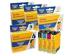 KODAK T200COMBO-KD Epson 200 Combo Pack
