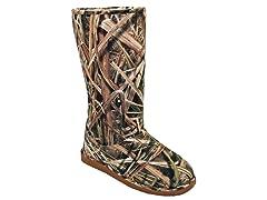 "Women's Mossy Oak 13"" Boots - SG Blades"