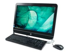 "HP 23"" Intel Dual-Core i3 AIO"