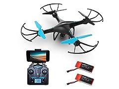 Force1 U45W Blue Jay Wi-Fi FPV Drone