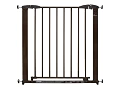 "Brown Brighton Gate w/2.5"" ext."