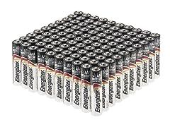 Energizer MAX Alkaline - 100 AAA