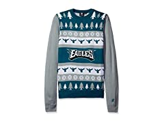 Philadelphia Eagles Men's Sweater, LG