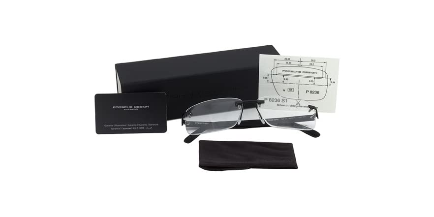 Porsche Design P8236 Eyeglasses Fashion