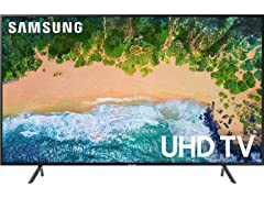 "Samsung UN75NU710DEXZA 75"" 4K LED TV"