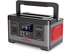 ROCKPALS Portable Power Station 500W