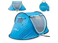 Abcosport Pop-Up Cabana Beach Tent