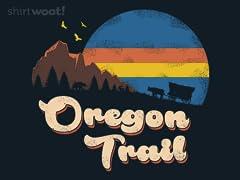 Retro Oregon Trail