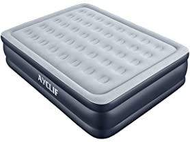 "20"" Air Mattress Built-in Electric Pump"