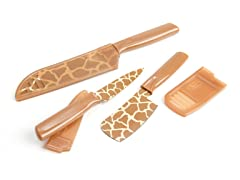 Giraffe Knife Set