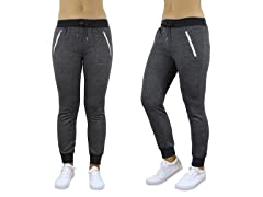 Women's Loose Fit French Terry Joggers