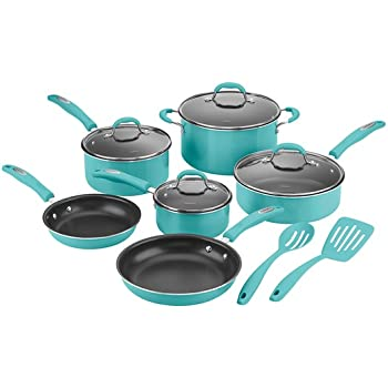 Cuisinart 57T-12TQ 12-Pc. Non-Stick Cookware Set