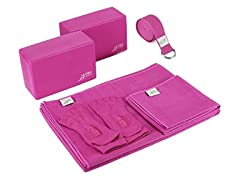 Go Go Active Yoga Accessories Set