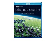 Planet Earth: The Complete BBC Series Blu-ray