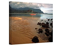 Hanalei Bay at Dawn by Kathy Yates (3 Sizes)