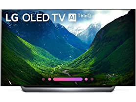 LG 55in & 65in 4K HDR Smart OLED TV