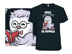 Owl You Need is Books