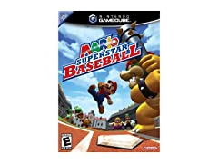 Nintendo Mario Superstar Baseball - Gamecube
