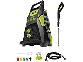 Sun Joe SPX3500 2300-PSI 1.48 GPM Brushless Induction Electric Pressure Washer with Brass Hose Connector