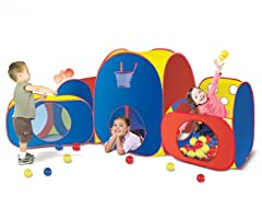 Playhut Mega Fun Play Tent With Balls