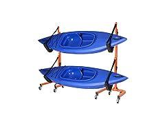 RAD Sportz Rolling Kayaks Rack Storage