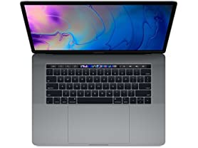 "Apple 2019 15"" Intel i7 & i9 MacBook Pros"