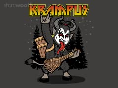 Kiss the Krampus