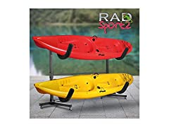 Freestanding Heavy Duty Kayak Rack