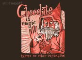 Chocolate is Magic
