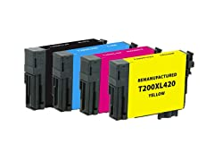 Remanufactured Epson T200XL