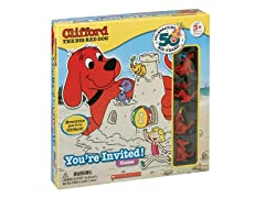 You're Invited Clifford Party Game