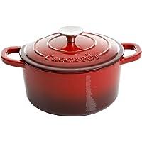 Deals on Crock-Pot Artisan Round Enameled Cast Iron Dutch Oven 3-Qt