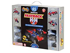 ZOOB Fastback H2H Car Set