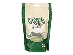 Greenies Teenie Dental Chews 6oz Bag 3pk