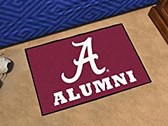 "NCAA Alumni 19""x30"" Starter Rugs"