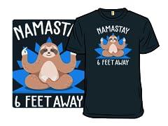 Namastay Back
