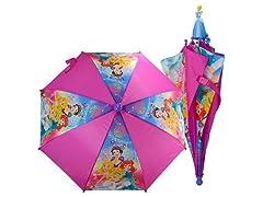 Disney Princess Molded Umbrella