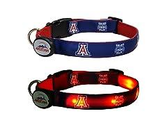 University of Arizona LED Collar - Med