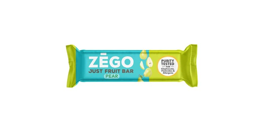 Zego Fruit Bars All Pear   WOOT