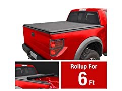 Max Mate Roll Up Truck Bed Tonneau Cover Works