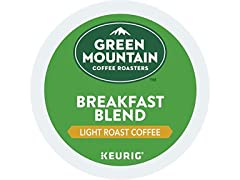 Green Mountain Breakfast Blend, 24ct