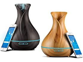 Sierra Modern Home Smart Wi-Fi Oil Diffuser